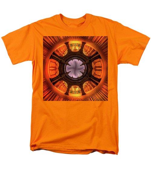 Men's T-Shirt  (Regular Fit) featuring the photograph Solar Worship by Az Jackson