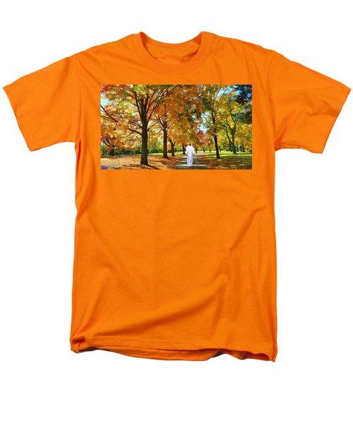 Son Of God Men's T-Shirt  (Regular Fit) by Michael Rucker