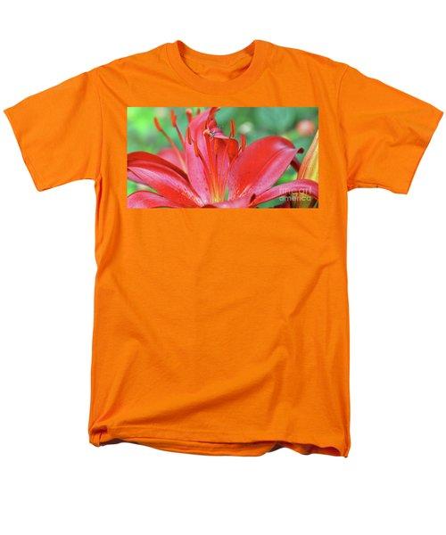 Spinning For Dinner Men's T-Shirt  (Regular Fit) by Debby Pueschel