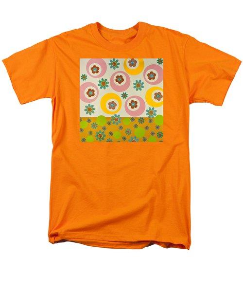 Spring Delight Men's T-Shirt  (Regular Fit) by Gloria Rothrock