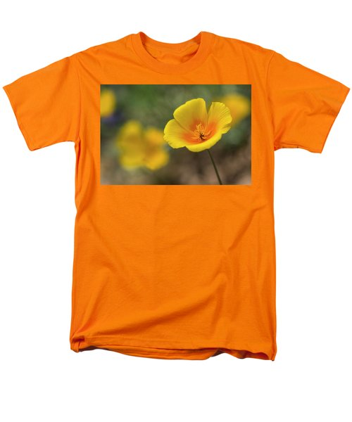 Men's T-Shirt  (Regular Fit) featuring the photograph Spring Is Beckoning  by Saija Lehtonen
