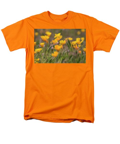 Men's T-Shirt  (Regular Fit) featuring the photograph Spring Softly Calling  by Saija Lehtonen