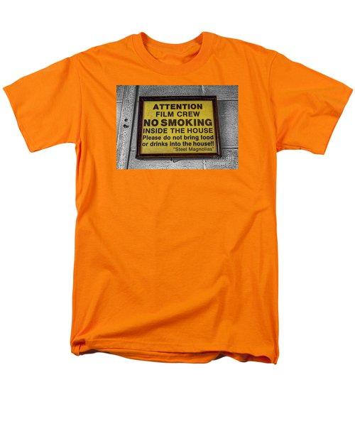 Steel Magnolias Memorabilia Men's T-Shirt  (Regular Fit) by Paul Mashburn