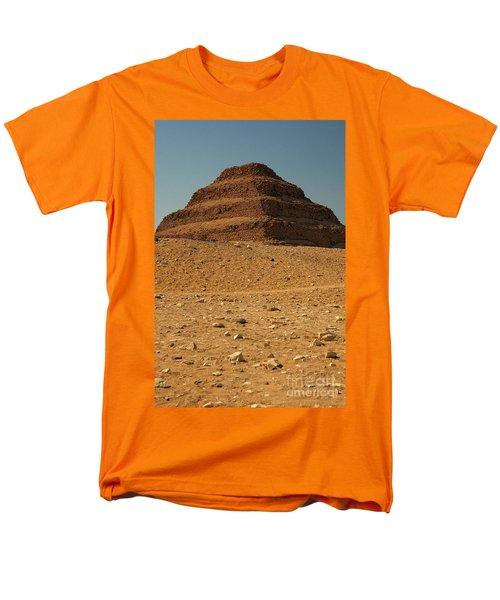 Step Pyramid Men's T-Shirt  (Regular Fit) by Joe  Ng