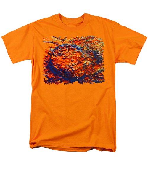 Men's T-Shirt  (Regular Fit) featuring the photograph Strike by Sami Tiainen