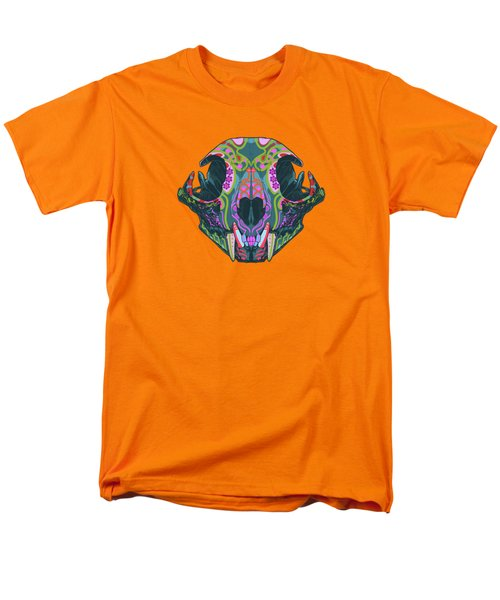 Sugar Lynx  Men's T-Shirt  (Regular Fit) by Nelson dedos Garcia