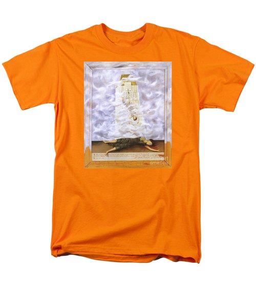 Suicide Of Dorothy Hale Men's T-Shirt  (Regular Fit) by Frida Kahlo