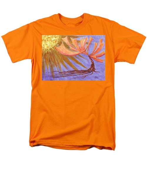 Sundancer Men's T-Shirt  (Regular Fit) by Charles Cater