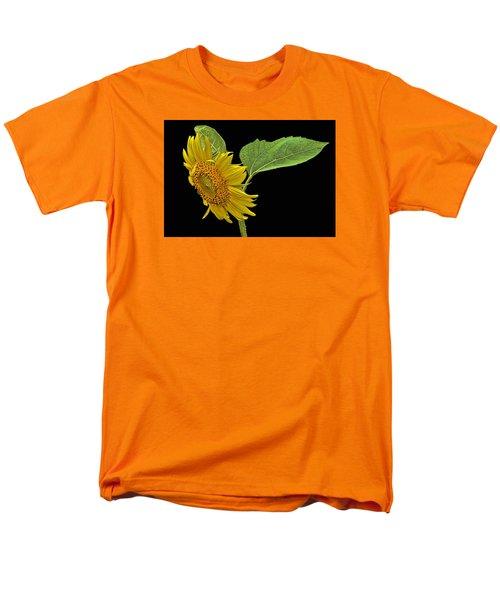 Sunflower Men's T-Shirt  (Regular Fit) by Don Durfee
