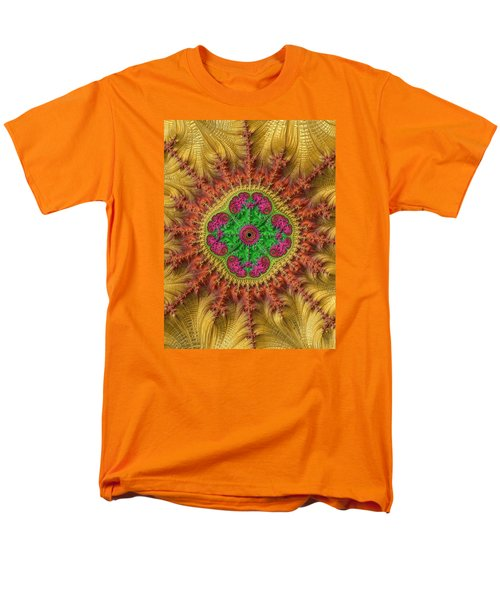 Men's T-Shirt  (Regular Fit) featuring the photograph Sungold by Ronda Broatch