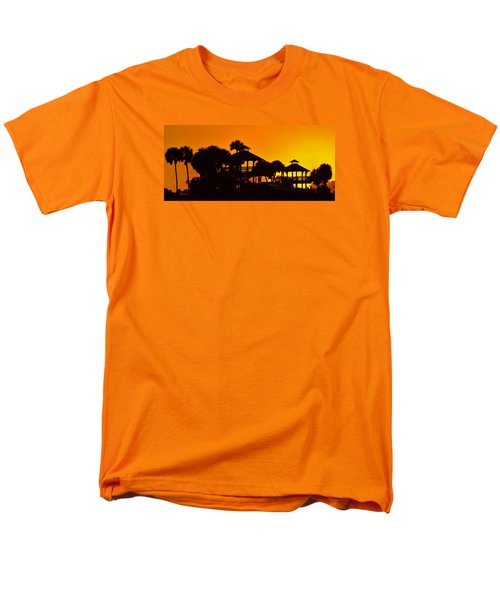 Sunrise At Barefoot Park Men's T-Shirt  (Regular Fit) by Don Durfee