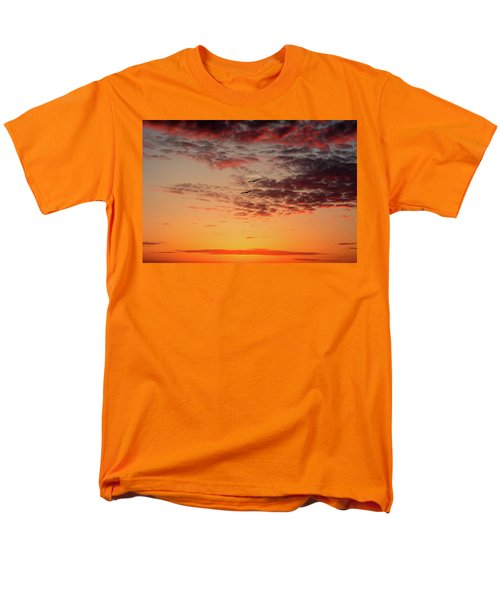 Men's T-Shirt  (Regular Fit) featuring the photograph Sunrise At Treasure Island by RC Pics