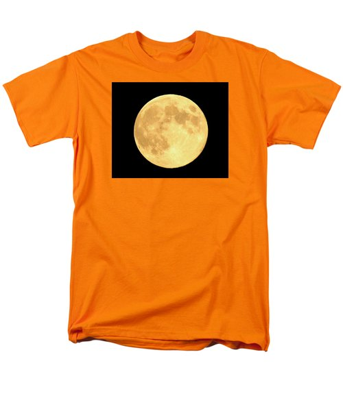 Supermoon Full Moon Men's T-Shirt  (Regular Fit) by Kyle West