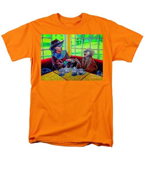 Tea Party Men's T-Shirt  (Regular Fit) by Viktor Lazarev