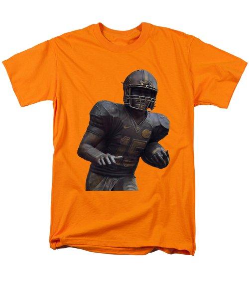 Tebow Transparent For Customization Men's T-Shirt  (Regular Fit) by D Hackett