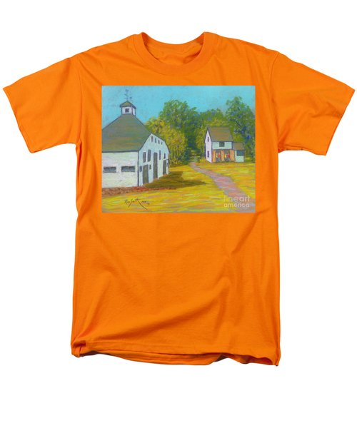 The Barn At Uniacke House  Men's T-Shirt  (Regular Fit) by Rae  Smith