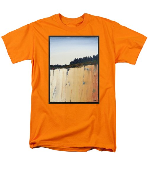 The Bluff Men's T-Shirt  (Regular Fit) by Carolyn Doe