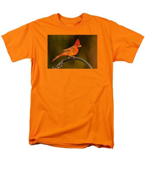 The Cardinal Men's T-Shirt  (Regular Fit) by Don Durfee