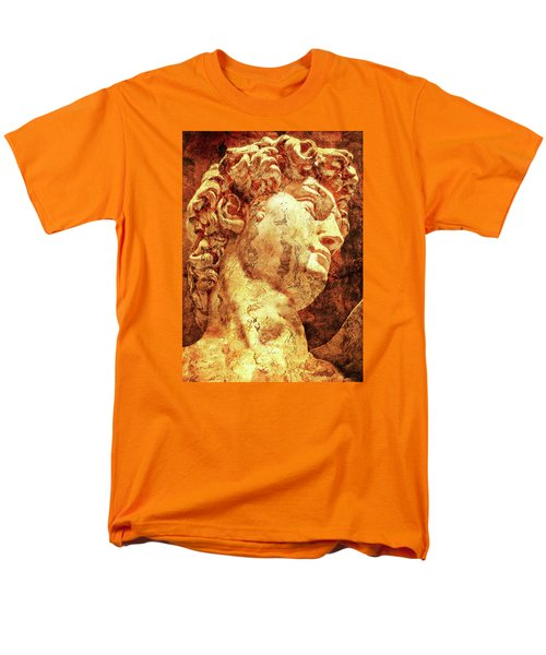 The David By Michelangelo Men's T-Shirt  (Regular Fit)