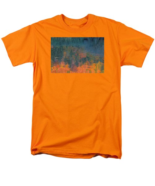 Men's T-Shirt  (Regular Fit) featuring the photograph The Deep by Suzy Piatt