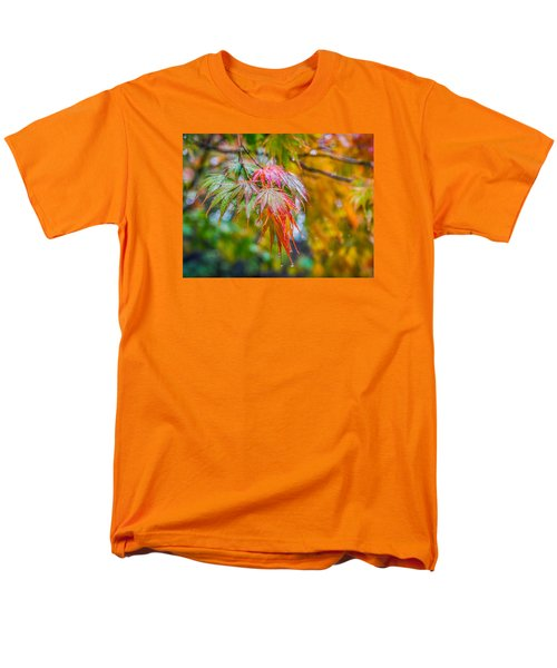 The Freshness Of Fall Men's T-Shirt  (Regular Fit) by Ken Stanback