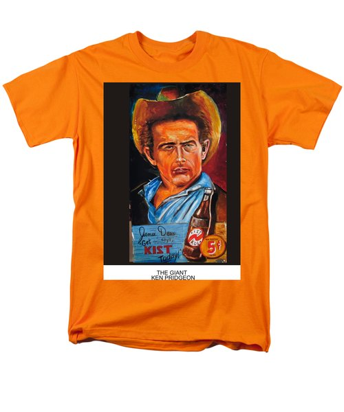 The Giant Men's T-Shirt  (Regular Fit) by Ken Pridgeon