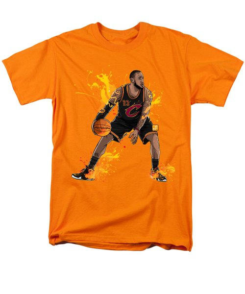 The King James Men's T-Shirt  (Regular Fit) by Akyanyme