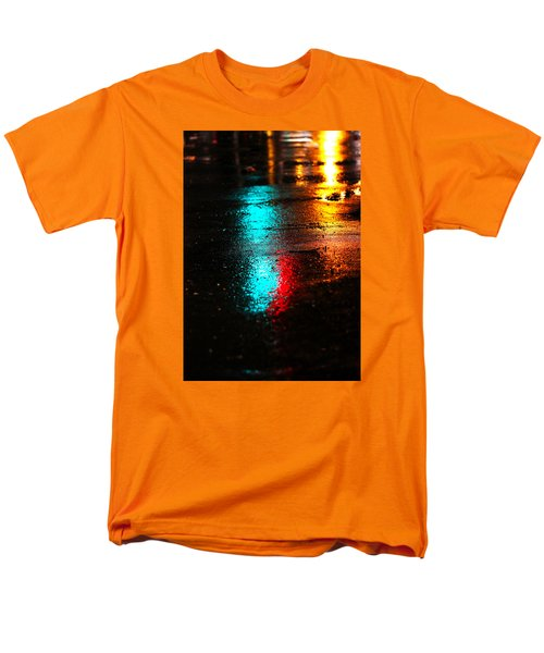 Men's T-Shirt  (Regular Fit) featuring the photograph The Memory Lane by Prakash Ghai