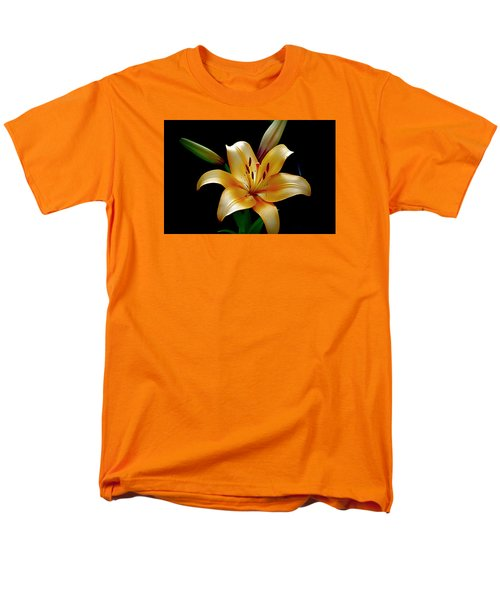 The Queen Lily Men's T-Shirt  (Regular Fit) by Karen McKenzie McAdoo