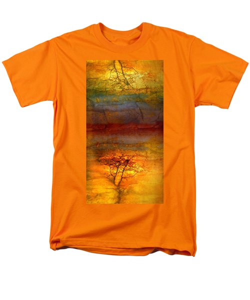 The Soul Dances Like A Tree In The Wind Men's T-Shirt  (Regular Fit) by Tara Turner