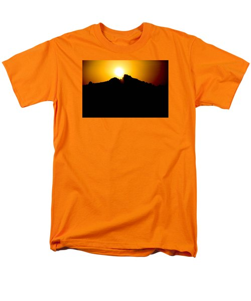 The Sun Feeds Me Men's T-Shirt  (Regular Fit) by Jez C Self