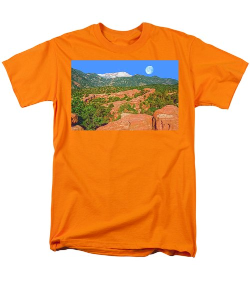 The World Is Not Comprehensible, But It Is Embraceable, Wrote The German Philosopher, Martin Buber.  Men's T-Shirt  (Regular Fit)