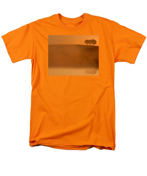 Three Trees  Men's T-Shirt  (Regular Fit) by Don Spenner