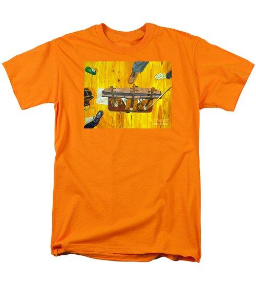 Three Violins Men's T-Shirt  (Regular Fit)