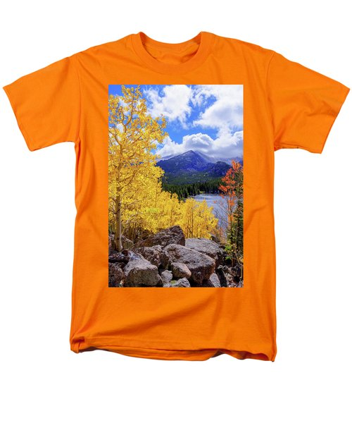 Men's T-Shirt  (Regular Fit) featuring the photograph Time by Chad Dutson