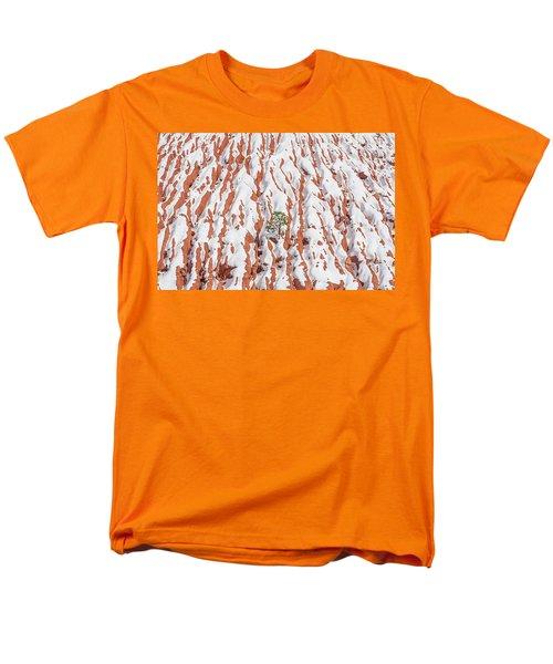 Tonan, The Aztec Goddess Of Winter Solstice  Men's T-Shirt  (Regular Fit) by Bijan Pirnia