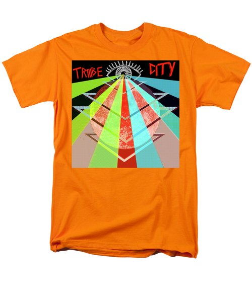 Triiibe City For Bxdizzy419 Men's T-Shirt  (Regular Fit) by Chief Hachibi