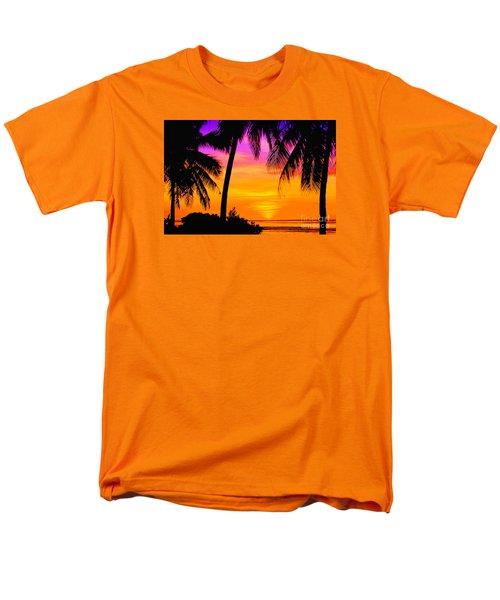 Tropical Delight Men's T-Shirt  (Regular Fit) by Scott Cameron