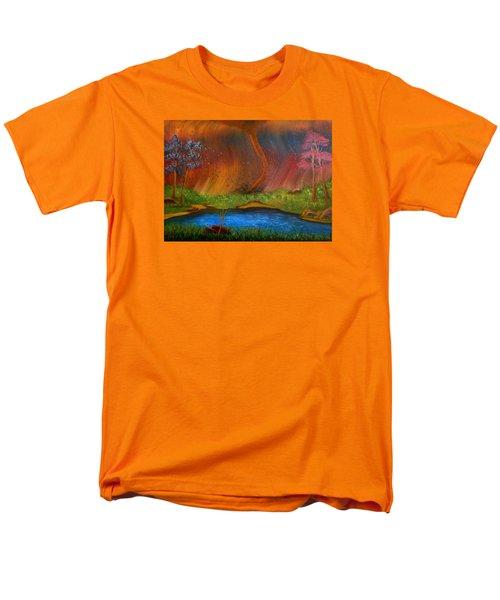 Turmoil Men's T-Shirt  (Regular Fit) by Sheri Keith