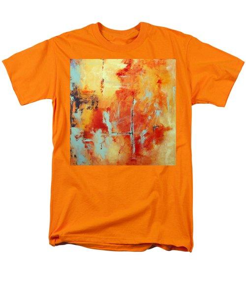 Uncharted Destination Men's T-Shirt  (Regular Fit) by M Diane Bonaparte