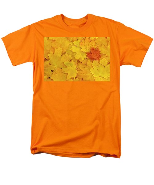 Men's T-Shirt  (Regular Fit) featuring the photograph Understory by Tony Beck