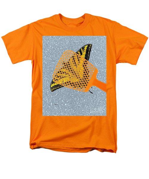 Men's T-Shirt  (Regular Fit) featuring the digital art Unforgiveable by Patrick Witz