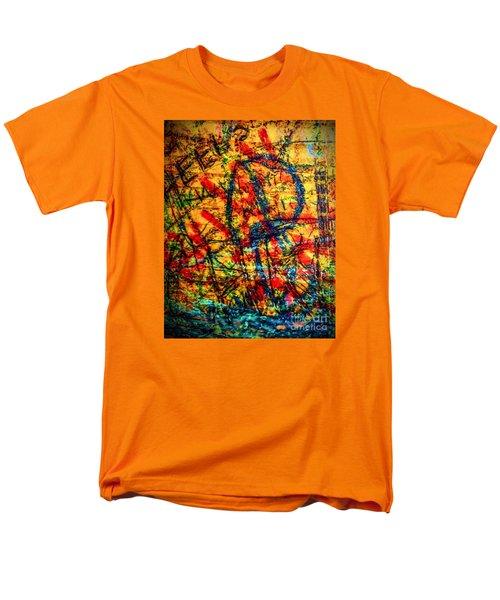 Urban Grunge Two Men's T-Shirt  (Regular Fit)