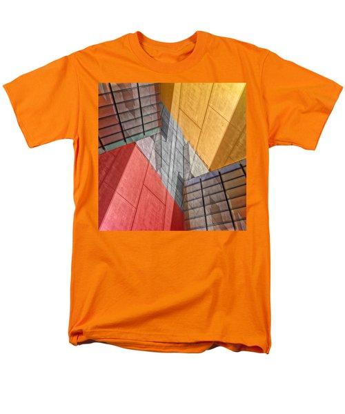 Variation On A Theme Men's T-Shirt  (Regular Fit) by Wayne Sherriff