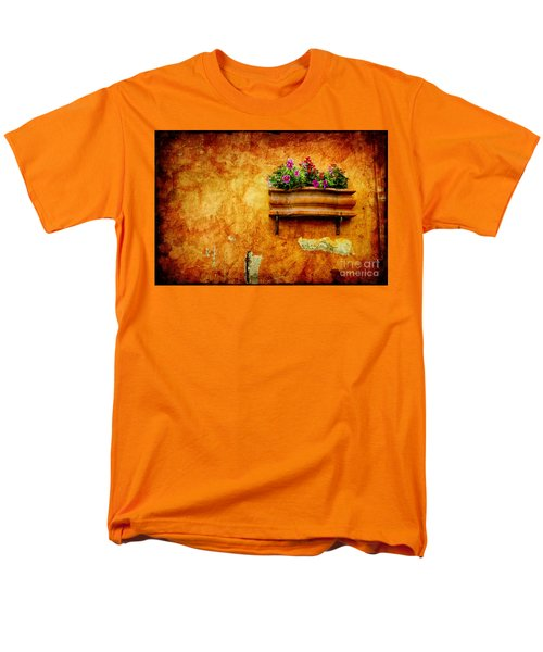 Vase Men's T-Shirt  (Regular Fit) by Silvia Ganora