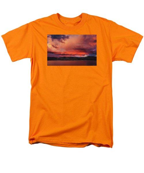 Visitation Men's T-Shirt  (Regular Fit) by Rick Furmanek