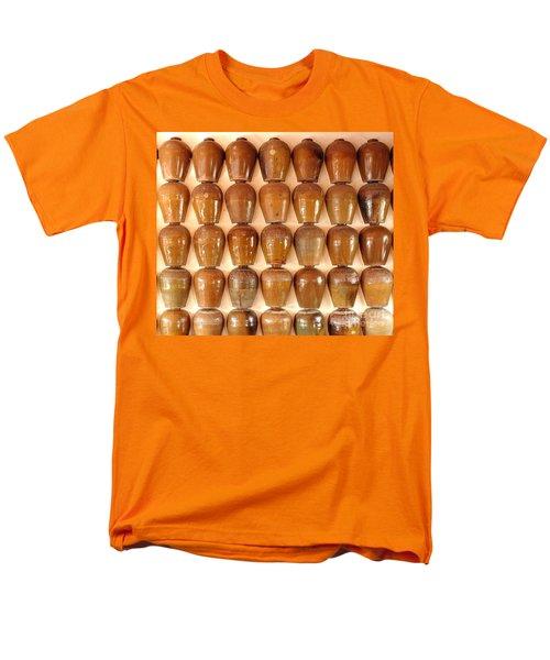 Wall Of Ceramic Jugs Men's T-Shirt  (Regular Fit)