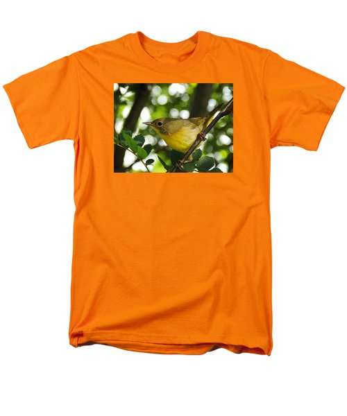 Men's T-Shirt  (Regular Fit) featuring the photograph Watching The Season Change by Zinvolle Art