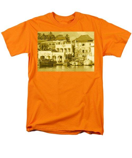 Waterfront Men's T-Shirt  (Regular Fit) by Patrick Kain