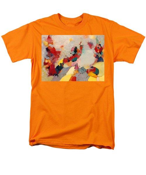 Where There Is Smoke Men's T-Shirt  (Regular Fit) by Bernard Goodman
